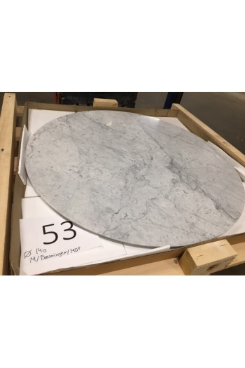 Ø160 cm No. 53 Carrara