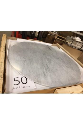 Ø140 cm No. 50 Carrara