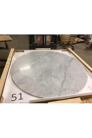 Ø140 cm No. 51 Carrara
