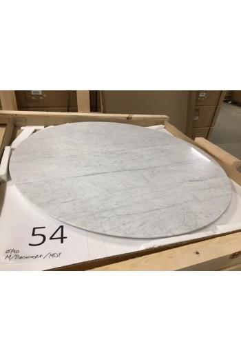 Ø140 cm No. 54 Carrara