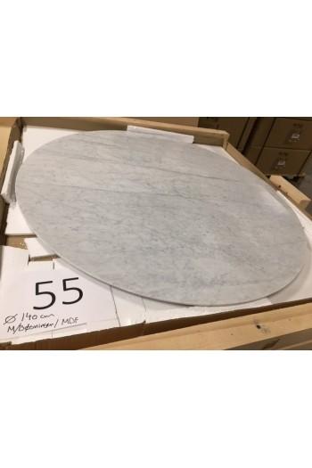 Ø140 cm No. 55 Carrara