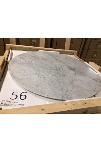 Ø140 cm No. 56 Carrara