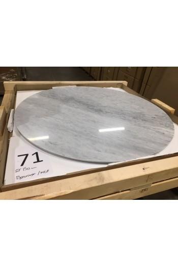 Ø150 cm No. 71 Carrara