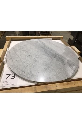 Ø150 cm Nr. 73 Carrara