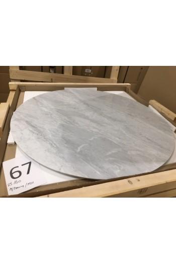Ø160 cm No. 67 Carrara
