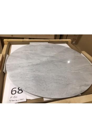 Ø160 cm No. 68 Carrara