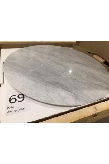 Ø160 cm No. 69 Carrara