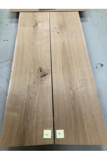 200 x100 cm -7106B Oak/untreated