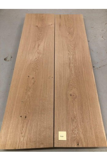 200x100 cm - 7108 Oak/untreated