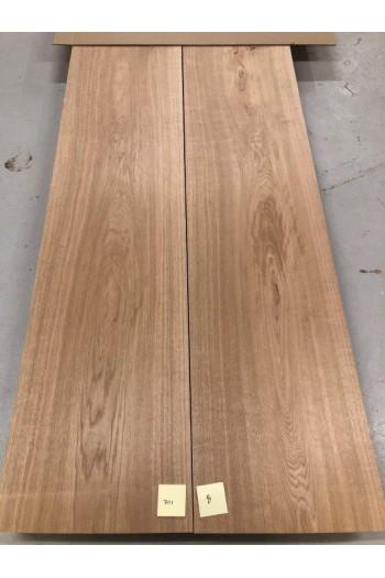 200x100 cm - 7111B Oak/untreated