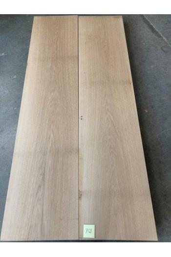 220x100 - 7121 Oak/untreated