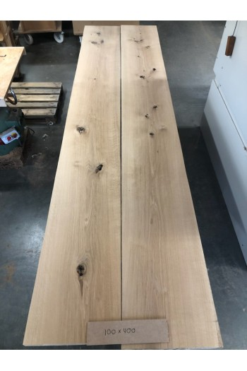 400x100 7125 Oak/Untreated